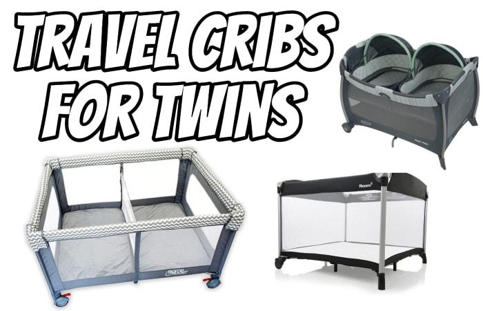 travel crib for twins