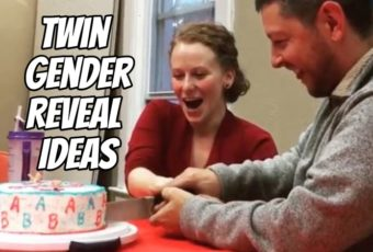 Twin Gender Reveal Ideas (with video examples)
