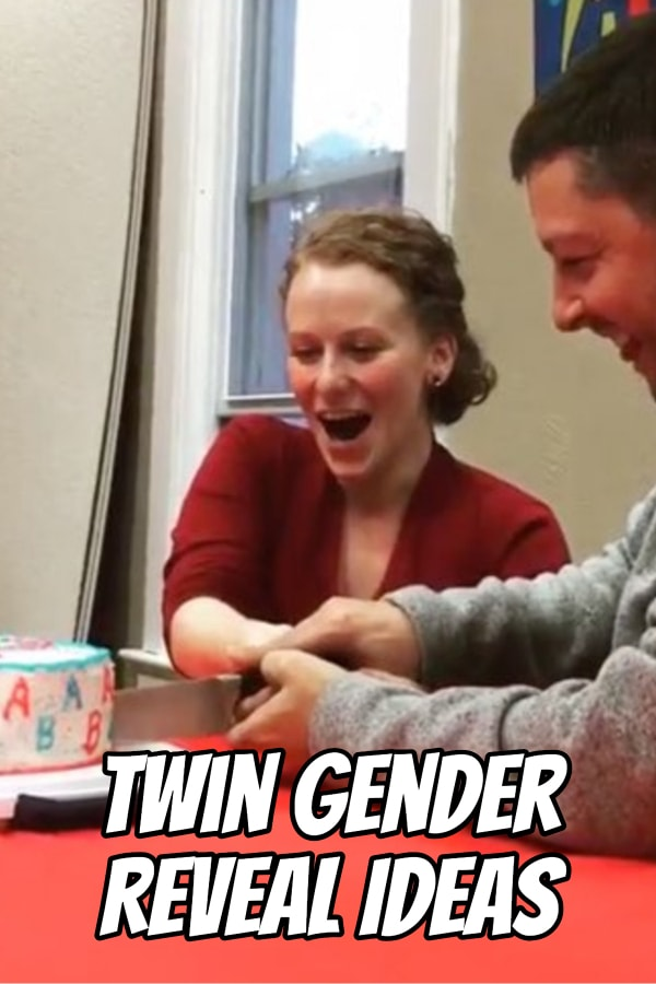 See real-world twin gender reveal ideas that you can use when you discover and share the gender of your twins with the world. Includes videos of actual twin parents in action and supplies you can use to make your twin gender reveal party memorable and fun for everyone.