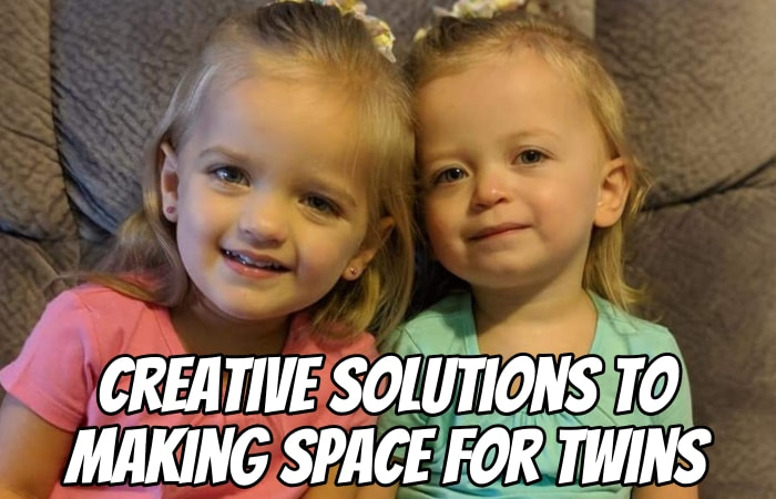 Creative Solutions to Making Space for Twins with Andrew Curfman