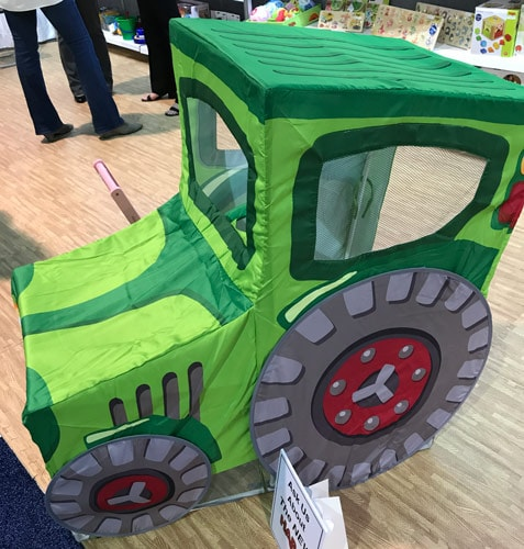 Haba Tractor Tent Toy