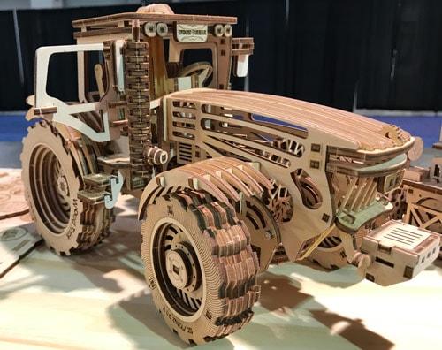 Wood Trick 3D Puzzle