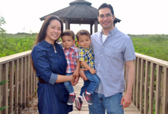 From Infertility to the NICU to Healthy Twin Toddlers