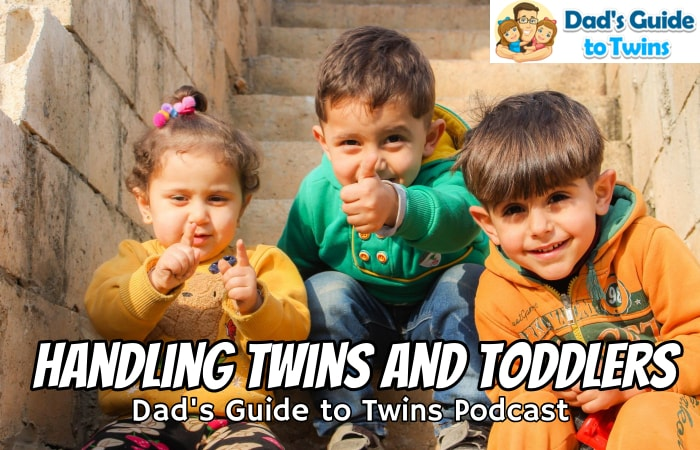 Twins + Toddlers, Getting Them to Listen, and more - Podcast 190