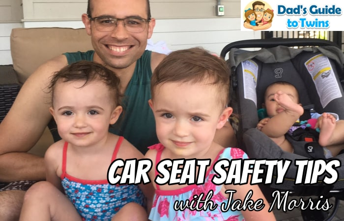 Car Seat Safety Tips with Jake Morris - Podcast 194