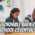 Affordable Back to School Essentials