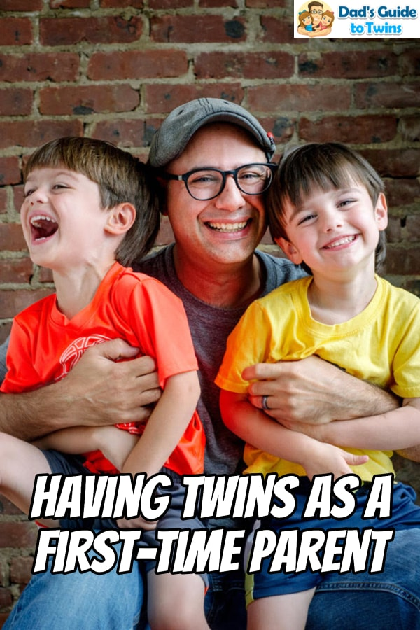 Father of fraternal twin boys, Mike Ciccotello shares his twin journey including the challenges of twin pregnancy, finding day care for twins, and more.