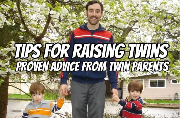 Tips for Twins (Proven Advice from Twin Parents)