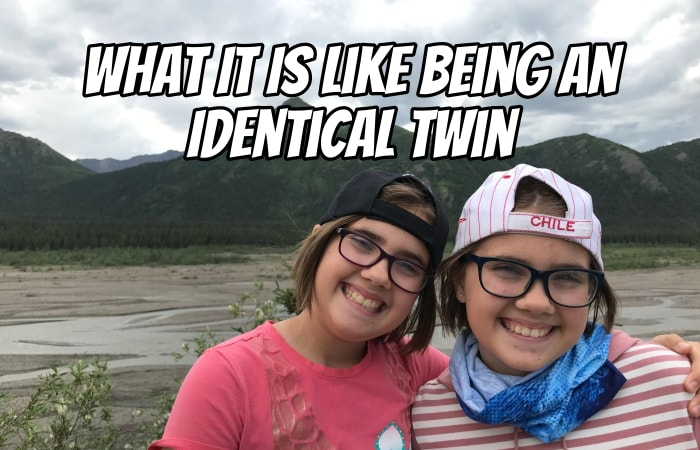 What It Is Like Being An Identical Twin