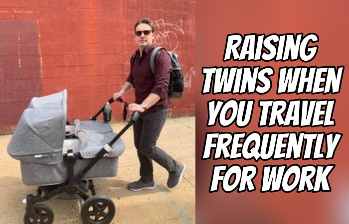 Raising Twins When You Travel Frequently for Work with Phil M. Jones - Podcast 201