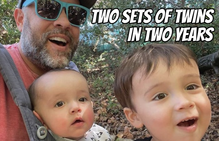 Two Sets of Twins in Two Years with Matt Barnes
