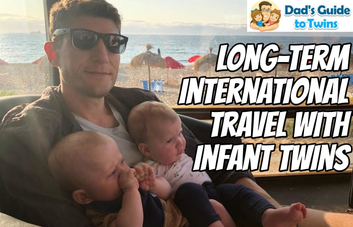 Long-Term International Travel with Infant Twins with Simon Burden