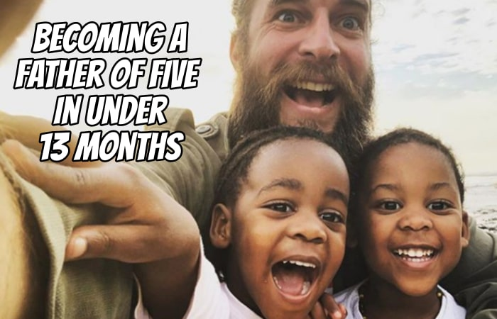 Becoming a Father of Five in Under 13 Months