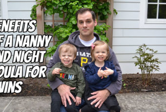 Benefits of a Nanny and Night Doula for Twins with Joe Sinnott – Podcast 215
