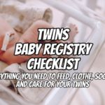 Twins Baby Registry Checklist (2020 Update)