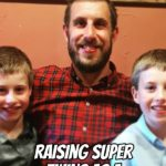 Raising Super Twins as a Single Dad with Andy Slinger