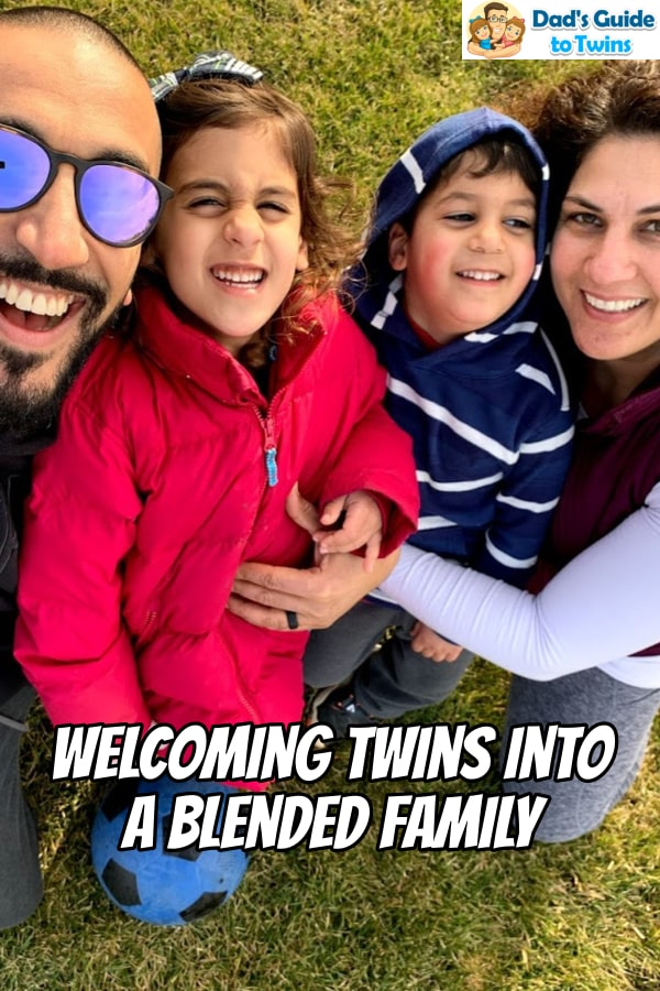 Welcoming Twins Into a Blended Family with Joe Khoury - Podcast 225