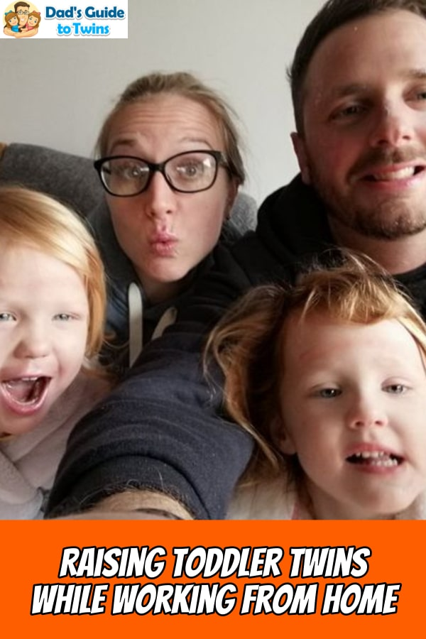 Raising Toddler Twins While Working from Home with Tony Hurley - Podcast 230