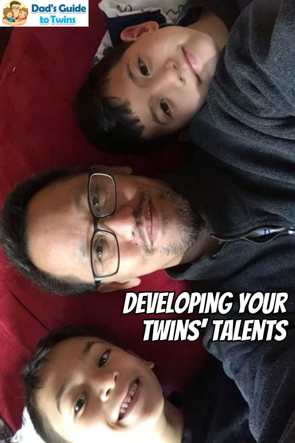 Developing Talents in Twins with Ben Fuentes - Podcast 231