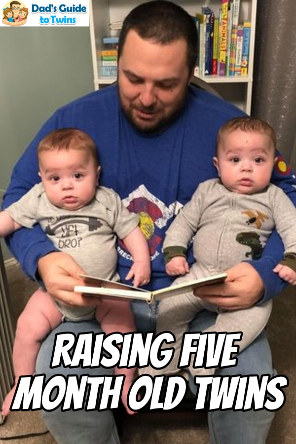 Raising Five Month Old Twins with Jeff Hillenmayer - Podcast 234
