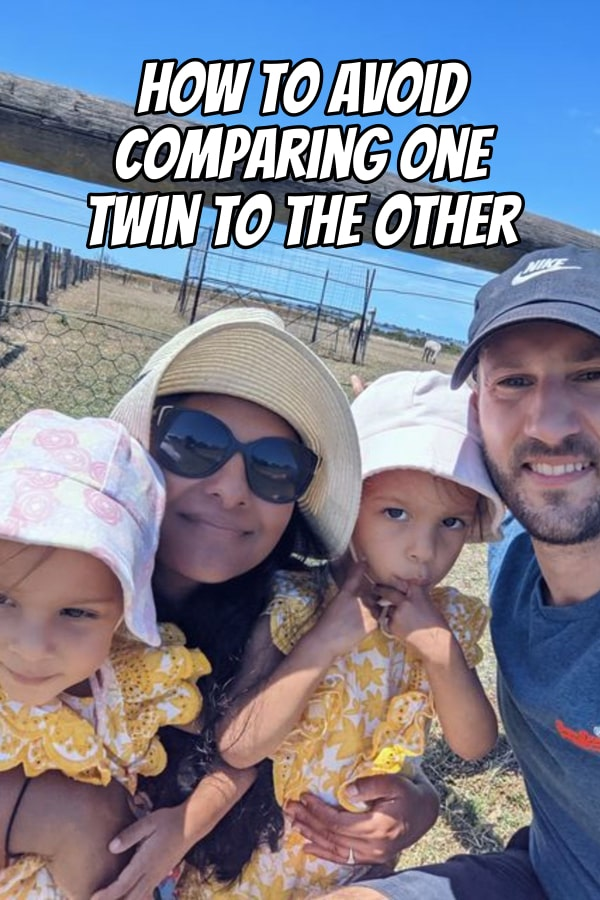 How to Avoid Comparing One Twin to the Other with Simon Gellibrand - Podcast 236
