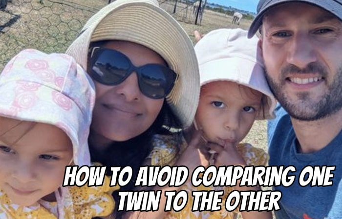 How to Avoid Comparing One Twin to the Other